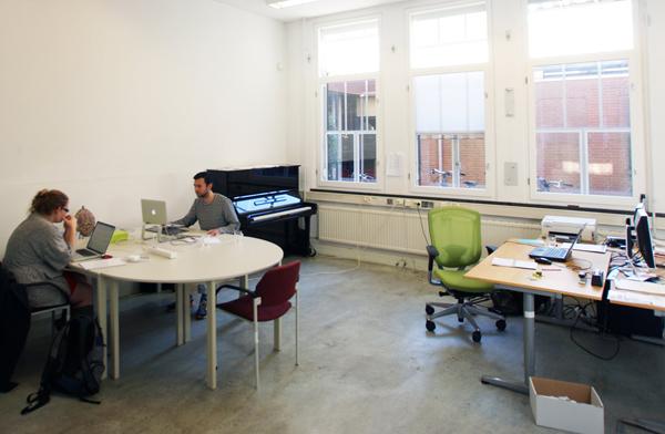 Open Workspace Gorinchem werkplek ZZP'er huren