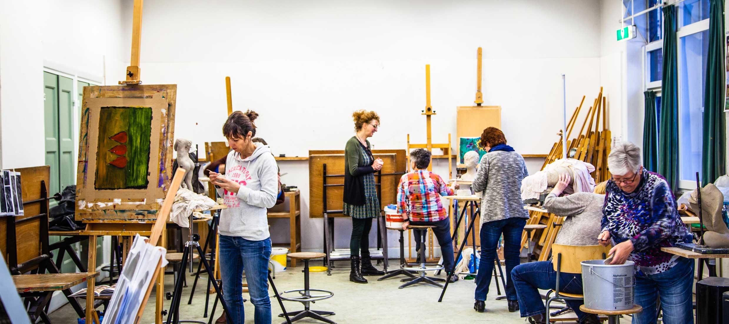 ULO Gorinchem - atelier huren